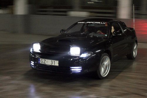celica st185 gtfour drift awd angar warehouse