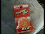 HKS Radiator Cap package