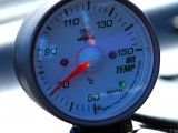 zero 1000 oil temp gauge